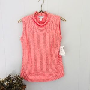 KOKOON sleeveless sweater! For summer!!